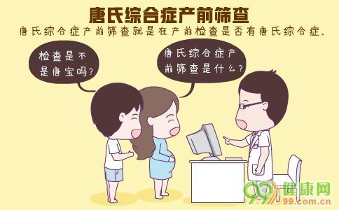 唐氏綜合癥產前篩查 - 每日頭條