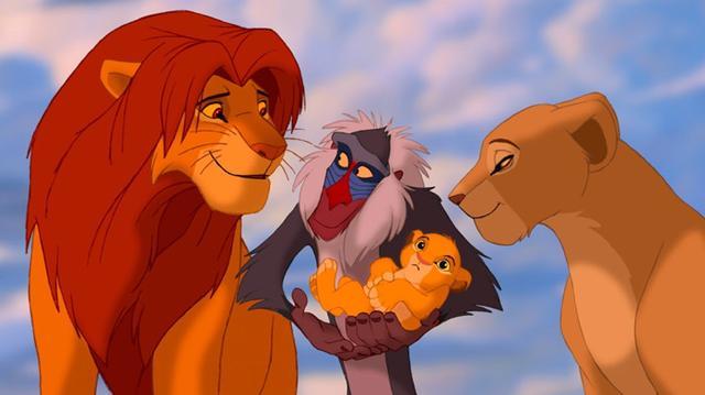 真獅子版《獅子王》曝預告 重現23年前的奪位之爭 - 每日頭條