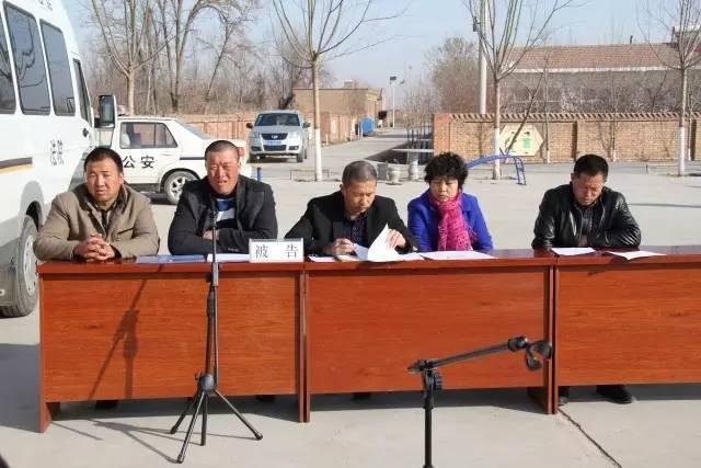 巡迴法庭進農村 法制宣傳入民心 - 每日頭條
