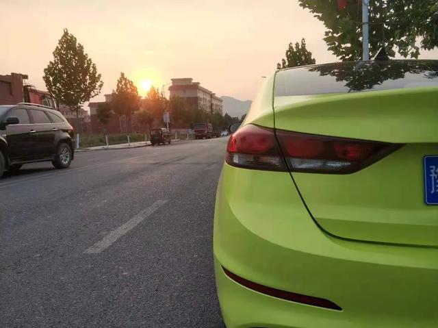 汽車車身貼膜之改色膜 - 每日頭條
