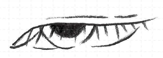 眼睛不會畫?老藝術家教你4種眼睛畫法,學會畫眼睛很簡單,收藏 - 每日頭條