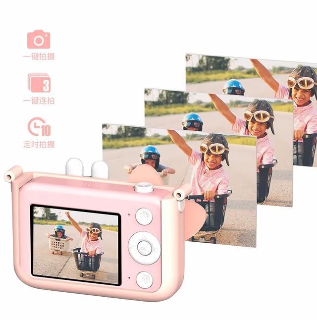 創意爆棚黑科技!智能兒童相機。超過8000種場景。哪裡不會拍哪裡 - 每日頭條