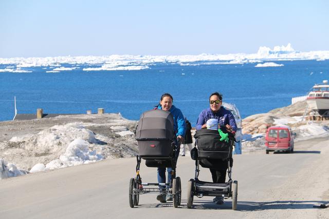 北極圈格陵蘭人是中國人的後裔 - 每日頭條