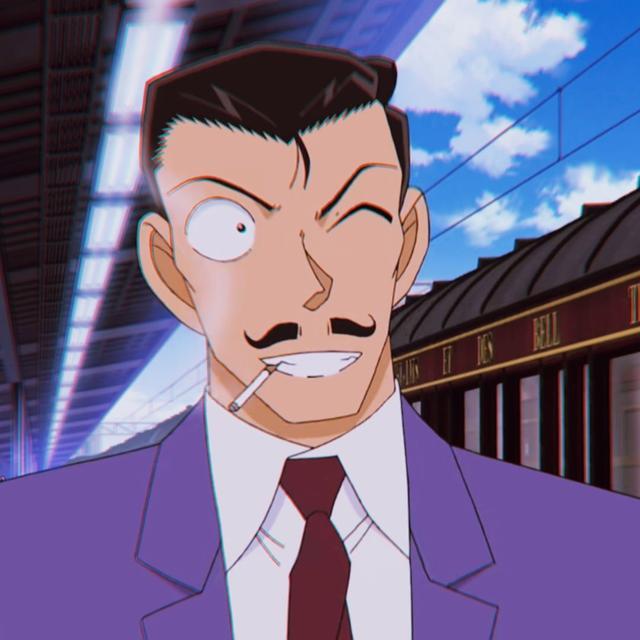 名偵探柯南里神一般的男人——毛利小五郎 - 每日頭條