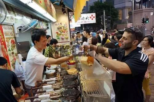 你所不了解的香港元朗美食「掃街」文化 - 每日頭條
