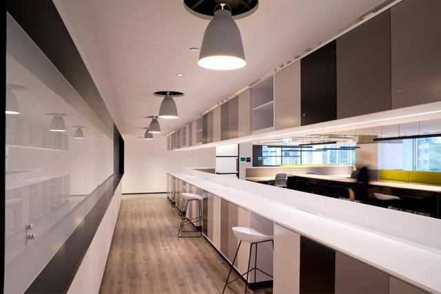 美國猶他州萬豪集團全球銷售辦事處新辦公室設計 - 每日頭條