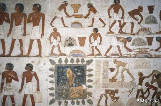 揭秘古埃及人的種族之謎,文明早已滅絕的棕色人種 - 每日頭條