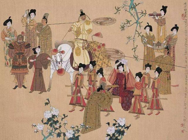 五首《清平樂》李白為楊貴妃所創,最初寫的便是淒冷,恰如孤城閉 - 每日頭條