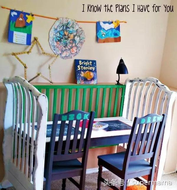 都說嬰兒床,只能用兩年?孩子長大後,嬰兒床這麼用,絕對是驚喜 - 每日頭條
