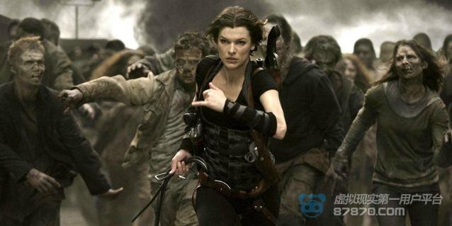 《生化危機》新電影將有《電鋸驚魂》導演接手 原主角表示震驚 - 每日頭條