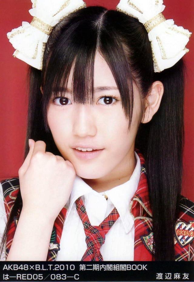 AKB48第50張單曲為渡邊麻友畢業單。由渡邊麻友擔任center! - 每日頭條