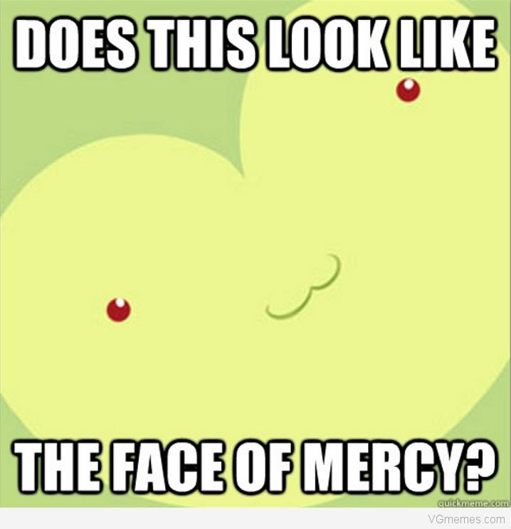 Does This Look Like The Face Of Mercy?  Know Your Meme