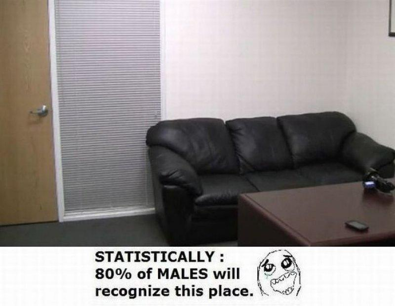 80 Of Males Will Recognize The Place The Casting Couch Know