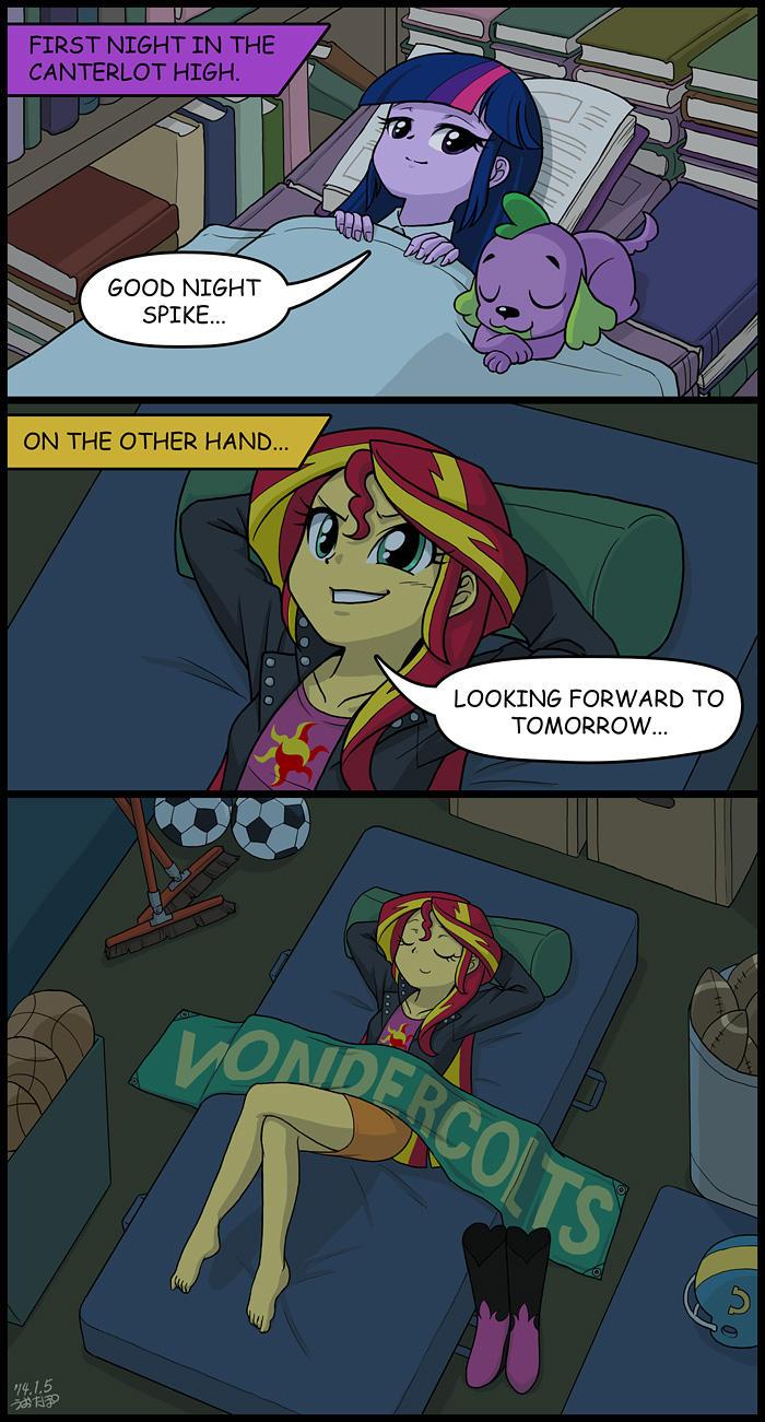 Rainbow Dash Friendship Games Deviantart