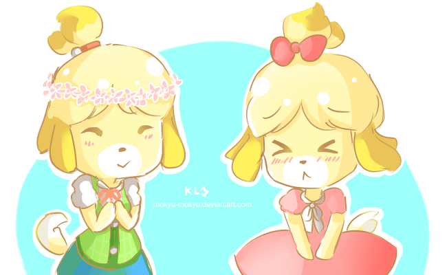 Isabelle S Animal Crossing Know Your Meme