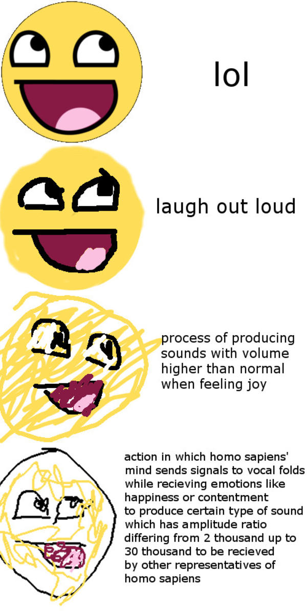 Laugh Out Loud Song