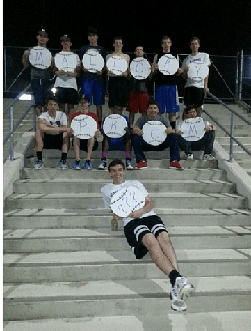 Baseball Promposal Promposals Know Your Meme