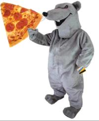 The Hottest NYC Halloween Costume of 2015 | Pizza Rat ...