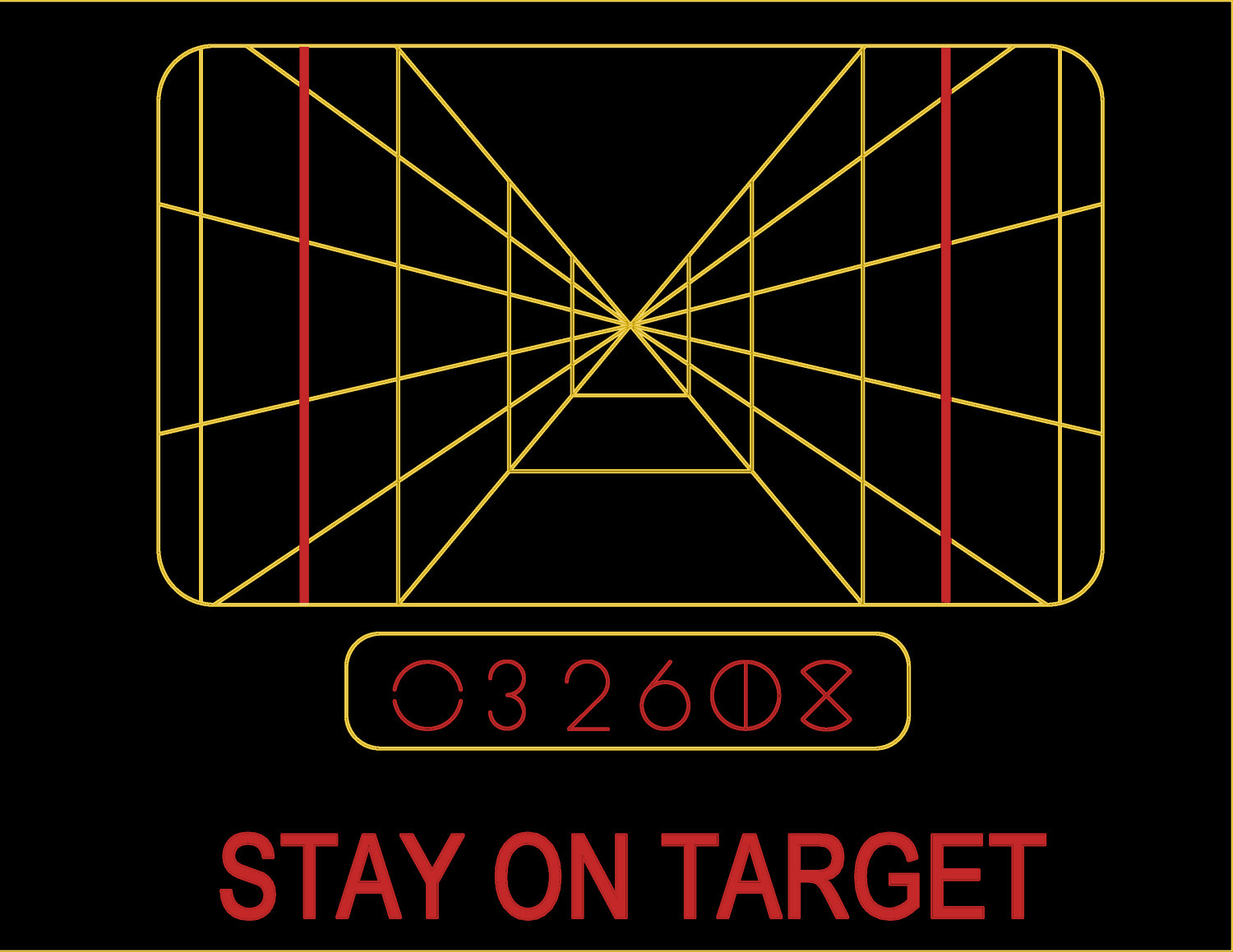 Image result for star wars stay on target