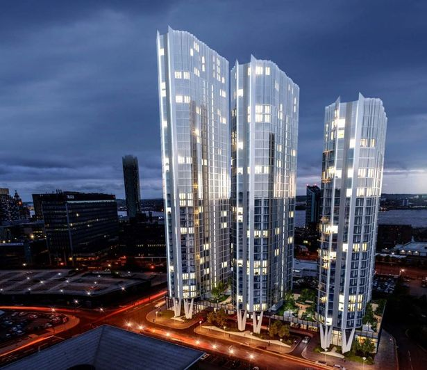 Four Towers That Will Change The Face Of Liverpool