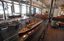 Stanley Dock Liverpool Titanic Hotel