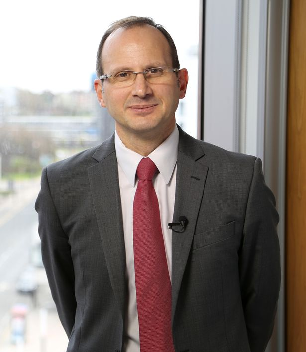 Peter Kinderman, professor of clinical psychology at Liverpool University