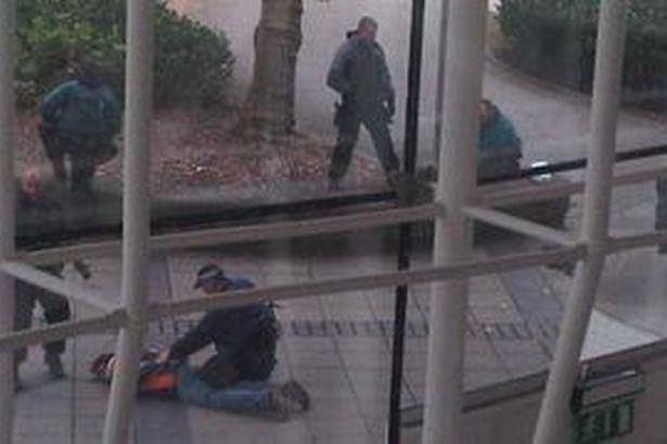 Terror arrests at Liverpool John Moores University in April 2009