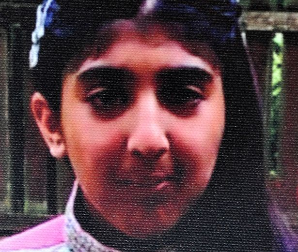 Shazel Zaman (a pupil at Derby High School) collapsed and died suddenly three weeks ago