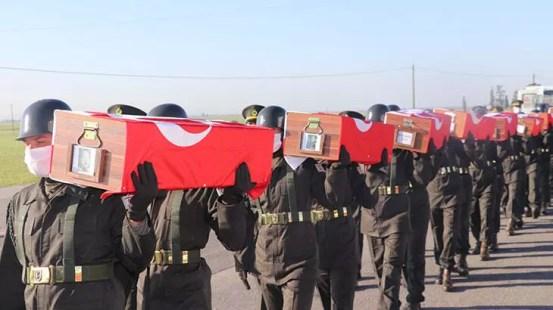 Η ΤΔΒΚ έθαψε 14 ακόμη μάρτυρες μετά από 46 χρόνια
