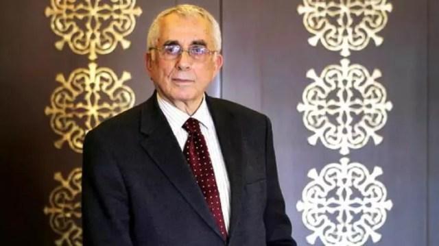 Eski bakanlardan Ali Topuz vefat etti
