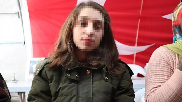 Teslim olan PKK'lı, HDP önündeki ailelere yaşadıklarını anlattı