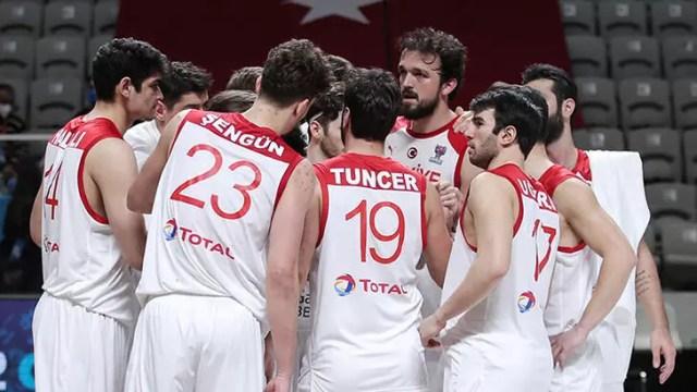 A Milli Erkek Basketbol Takımımız Avrupa Şampiyonasında ile ilgili görsel sonucu