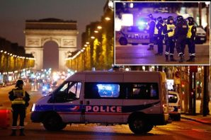 Image result for Paris Attack: Second suspect turns self in, election campaign suspended