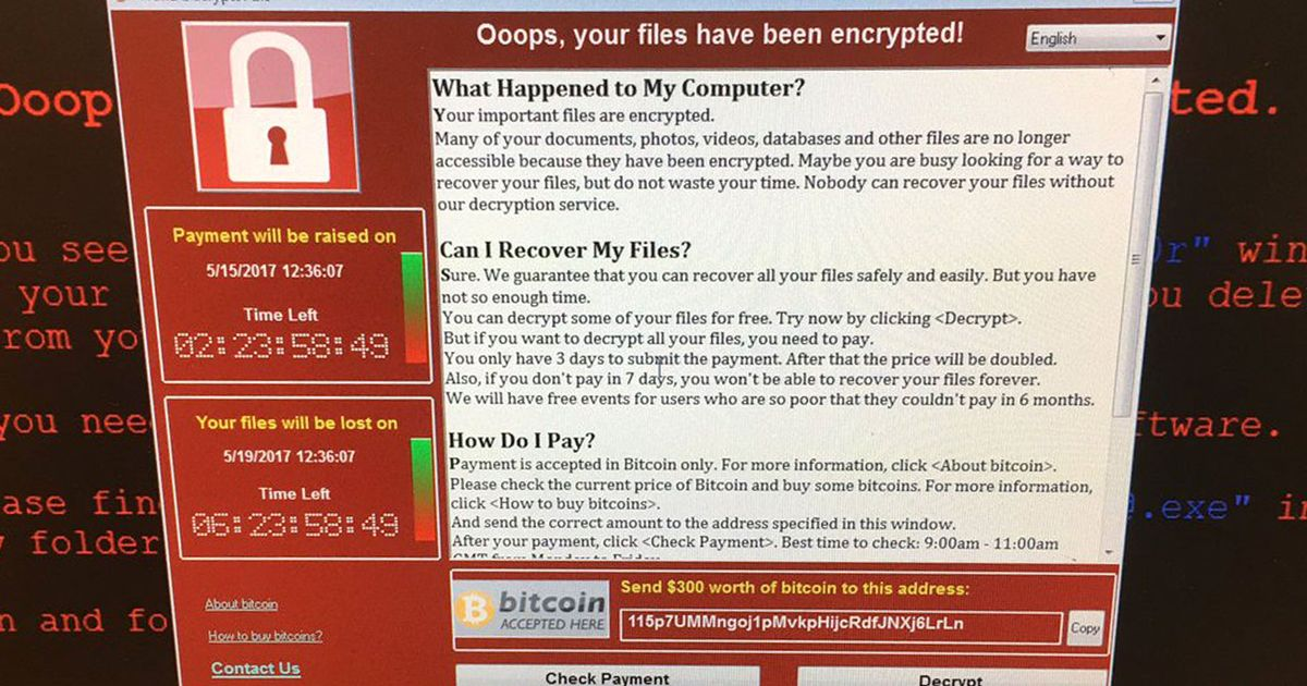 Image result for nhs cyber attack