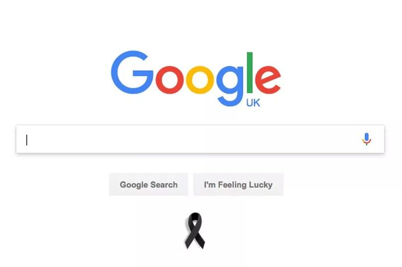 Google Manchester Black Ribbon