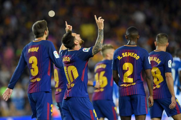 What channel is Barcelona vs Olympiacos on? Kick off time, team news and more ahead of the game