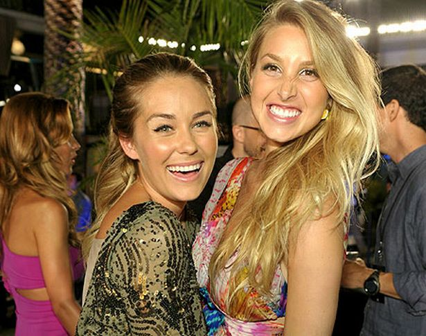 Lauren Conrad and Whitney Port (pic: Getty)