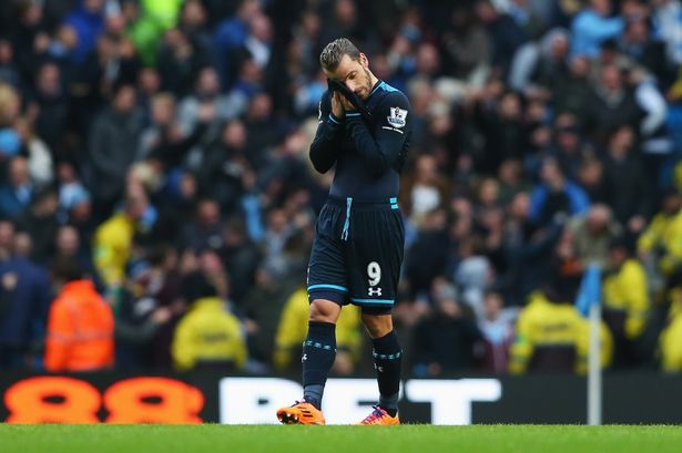 Fjord fiesta: Soldado will have the opportunity to score a hatful in Tromso