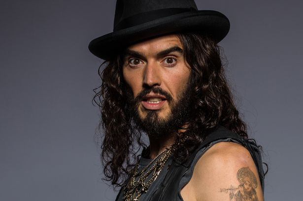 Russell Brand Making Documentary Film Featuring Katy Perry