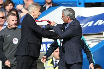 Arsenal v Chelsea 2014-15 Barclays Premier League