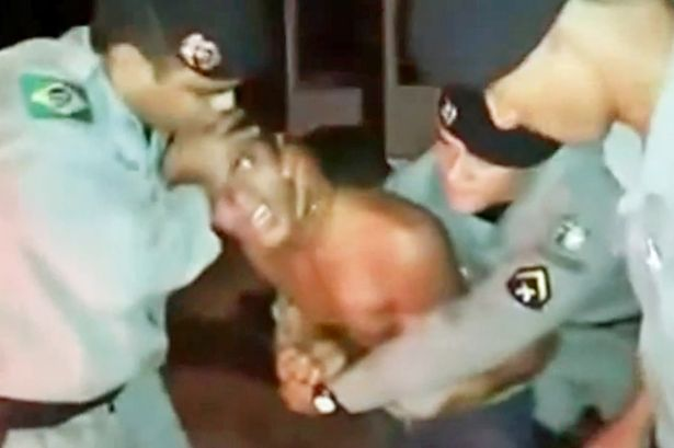 Exorcist cop