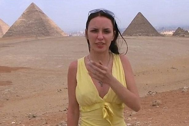 Porn at the Pyramids