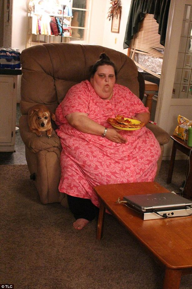 43st woman claims her MOTHER made her superobese and even