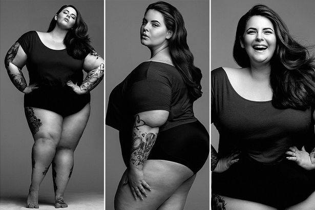 Plus size supermodel Tess Holliday is changing the face of fashion after becoming the first ever size 22 woman to be signed to a modelling agency