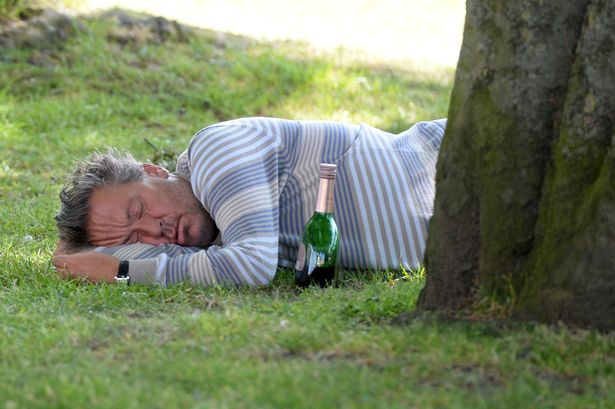Homeless and alcoholic former Arsenal ace Kenny Sansoms