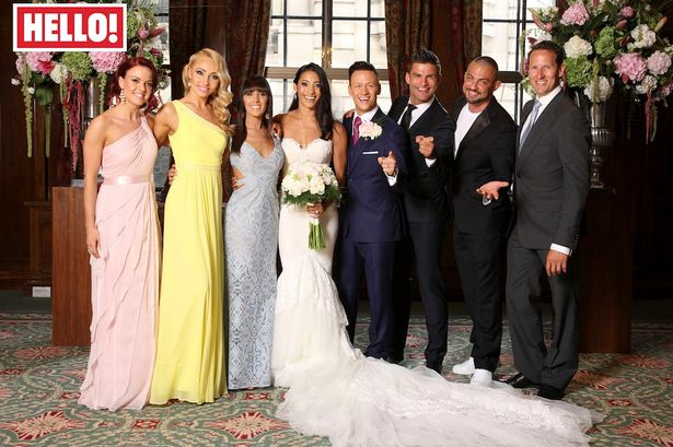 article strictly�s kevin clifton and karen hauer marry