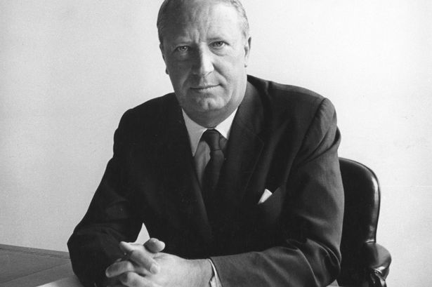 "Sir Edward Richard George ""Ted"" Heath"