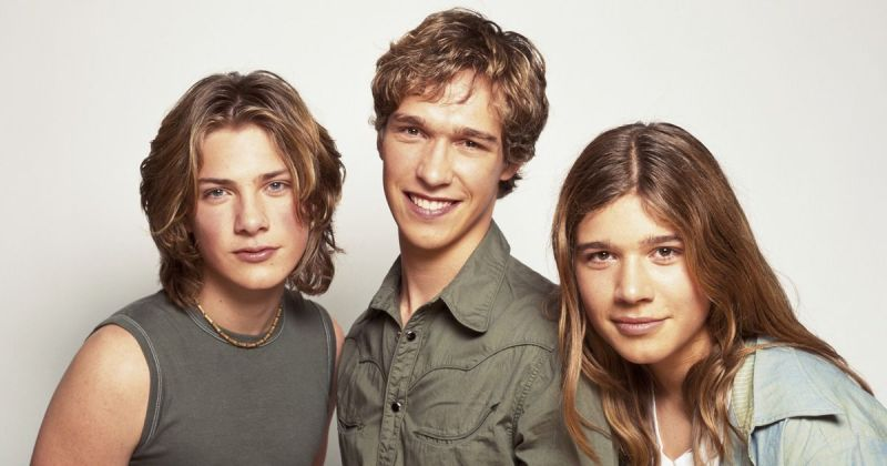 Hansonthe Youngest Hanson Brother Just Turned  See What Drummer Zac Looks Like Now