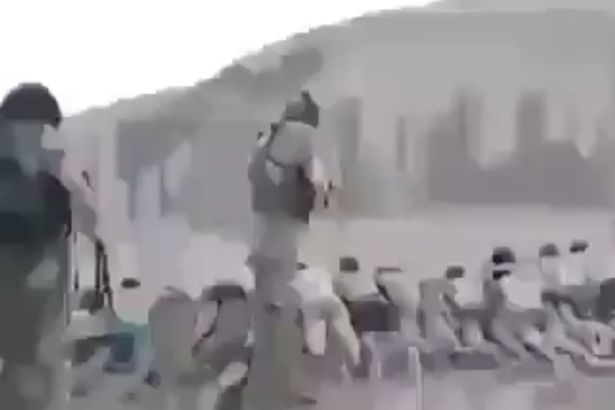 ISIS savages gun down 200 Syrian children in mass execution
