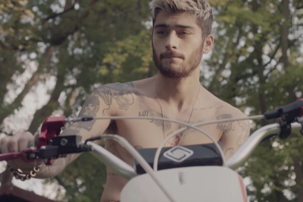 Zayn Malik's new solo song